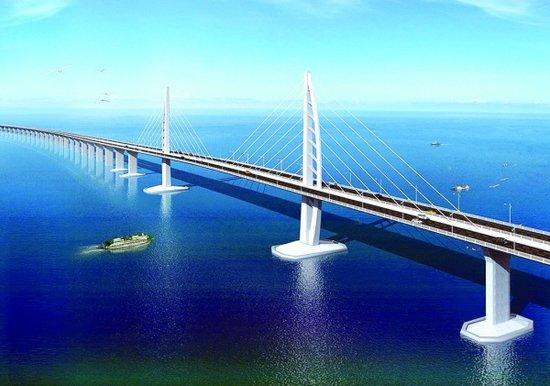珠海打造粤港澳枢纽中心 构建4 3一小时生活圈